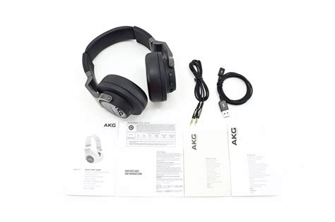 Headset Paspres Akg K845 Bt Closed Back Ear Bluetooth Headset Review