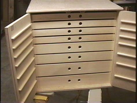 Drawers And Runners by Lego Cabinet