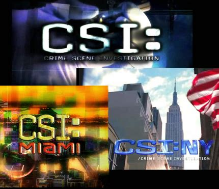theme songs csi what band performs the songs used as the theme songs for