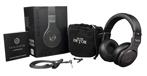 Dre Headphones Detox by Casque Audio Beats Detox