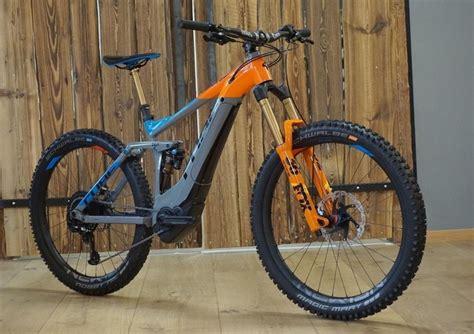 neuheiten  cube  mountainbikes mit bosch powertube