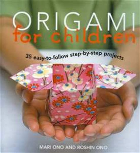 Origami Books For Children - origami for children book giveaway favecrafts