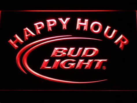 bud light bar signs bar cocktail led neon signs