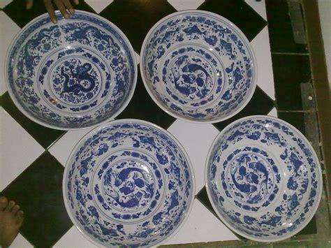 jual mangkok keramik antik harga murah sidoarjo oleh pusat
