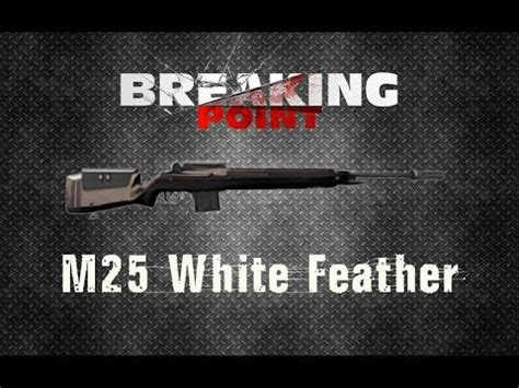 Feeling Feathery Today by Arma 3 Breaking Point Arsenal 2 M25 White Feather