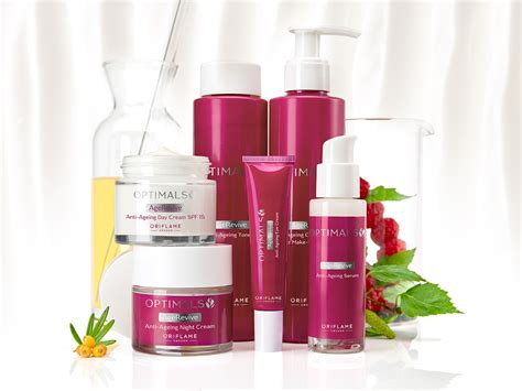 Revive Your Cosmetics by Optimals Age Revive Oriflame Cosmetics Uk