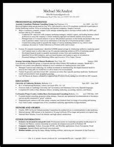 Resume Format 2014 Good Resume Format Example Alexa Resume