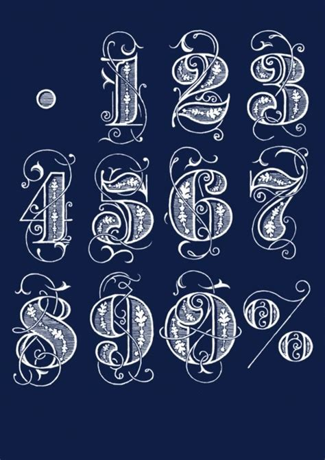 designspiration numbers best numbers designspiration typeverything comhand