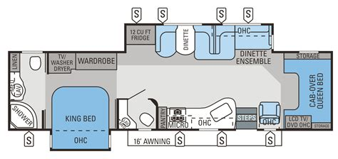 jayco seneca floor plans 2014 seneca floorplans prices jayco inc