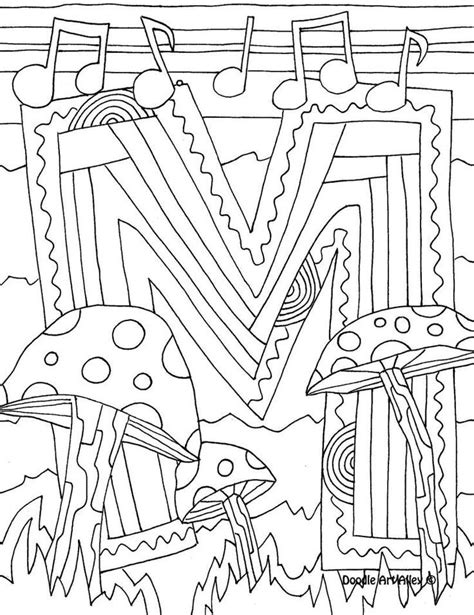 doodle alley doodle coloring pages coloring home