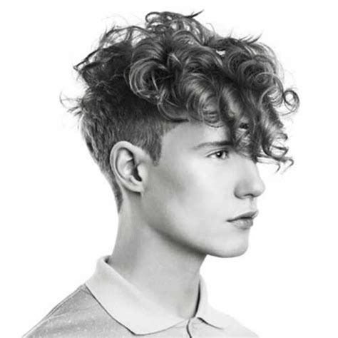 curly hairstyles undercut must see curly hairstyles for men mens hairstyles 2018