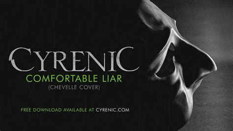 comfortable liar cyrenic comfortable liar chevelle cover youtube