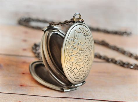 jewelry lockets locket free shipping pendant necklace silver locket by