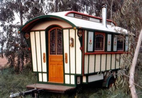 building a tiny house welcome to my future home youtube gypsy wagons colorful mobile homes of the past and the