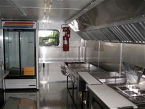 food truck kitchen design 1000 images about food truck design interiors on