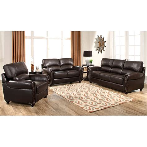 tuscany leather sofa tuscany leather sofa set abbyson tuscan top grain leather