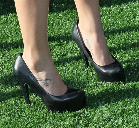 janel parrish tattoos janel parrish pictures 2012 los angeles festival
