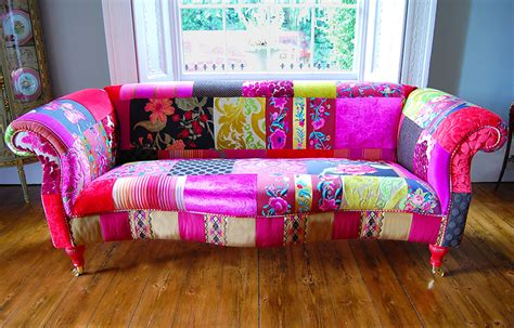 Patchwork Power! Patchwork Sofas & Furniture