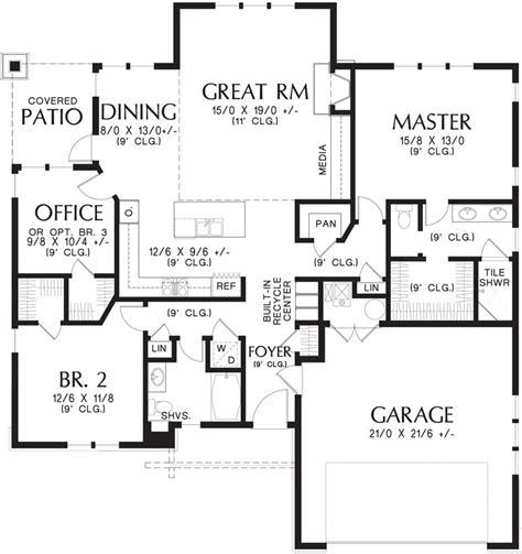 nhd home plans rollinsford 4272 3 bedrooms and 2 5 baths the house designers
