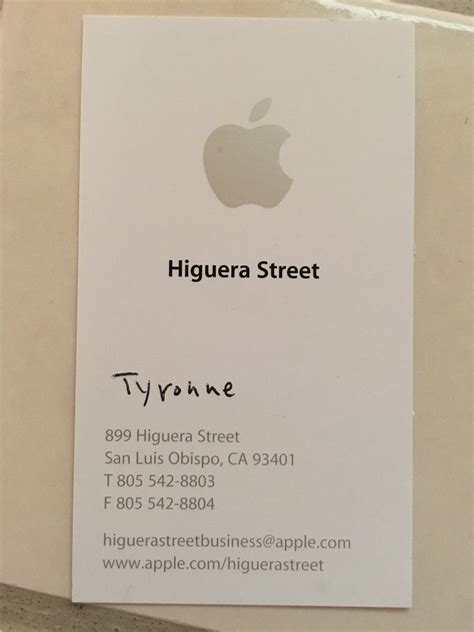 apple templates for business cards apple store business cards gallery card design and card