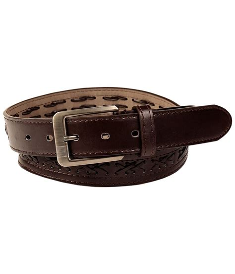 fedrigo wonderful brown designer belt buy at low