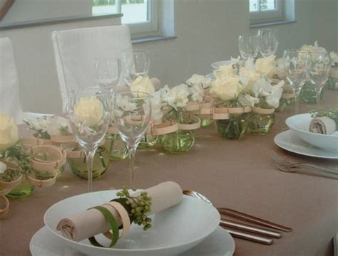 Deco Mariage Simple Et Chic by D 233 Co De Table Chic Sobre Et Simple The Jungle