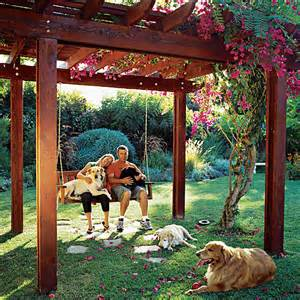 Backyard Ideas For Dogs How To Landscape A Friendly Garden Sunset