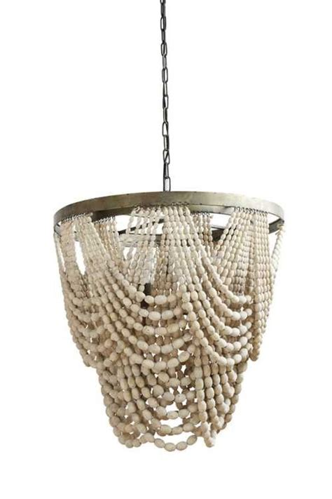 wood bead ceiling light best 25 bead chandelier ideas on wooden