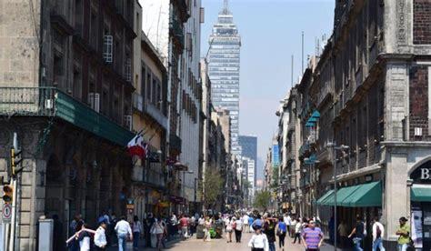 imagenes urbanas de mexico los estados con las zonas urbanas m 225 s caminables de m 233 xico