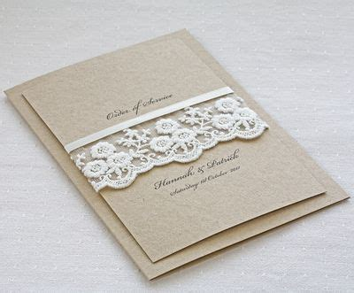 diy wedding invitations cardiff 17 best images about kate wedding order of service on