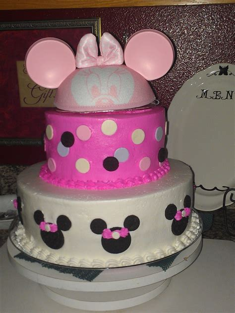 Minnie Mouse Baby Shower Cake by 56 Best Minnie Baby Shower Images On Minnie Birthday Minnie Mouse And