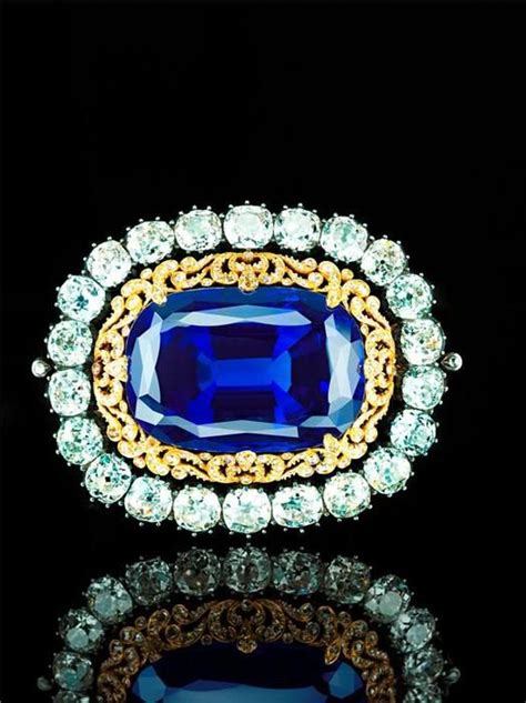 Royal Blue Sapphire 832 936 best antique modern jewelry images on