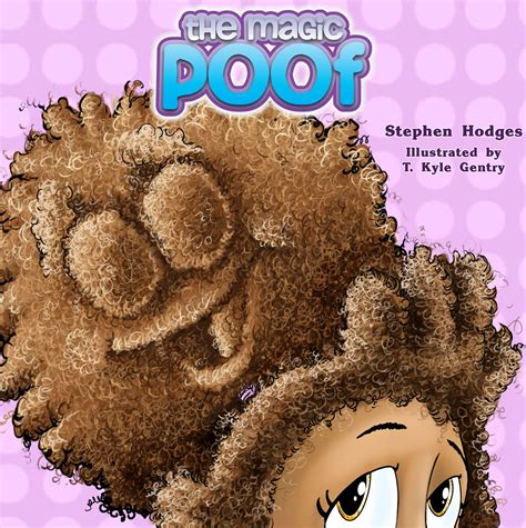 American Hair Books by The Road The Magic Poof Finally A Book With A