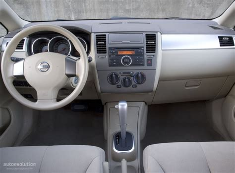 nissan tiida 2007 interior nissan tiida versa specs 2006 2007 2008 2009 2010
