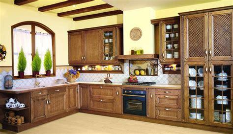 ejemplos de cocinas rusticas
