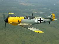 Messerschmitt Bf 109  History Photos Specification Of The