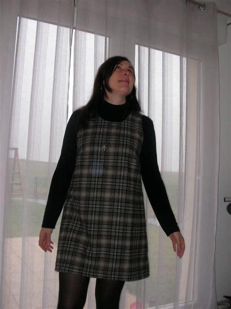 Patron Robe Droite Hiver - patron gratuit robe d hiver