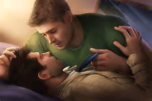 Supernatural one shots things that go hump in the night destiel