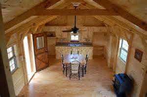 16x40 16x40 Deluxe Lofted Barn Cabin » Home Design 2017