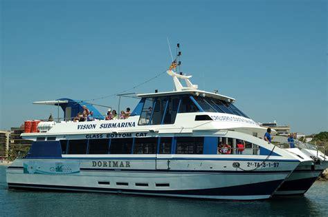 catamaran boat trip salou cambrils salou 10am creuers costa daurada