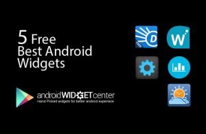 best android clock widget 5 free best android widgets androidwidgetcenter