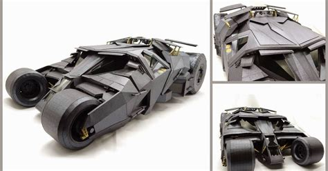 Batmobile Papercraft - batmobile papercraft 28 images batman begins tumbler