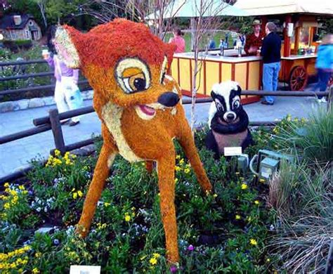 The Ultimate Disney Bucket List City Girls And Country Epcot Flower And Garden Show