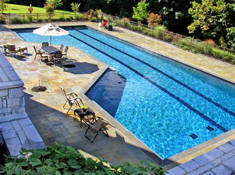 Backyard Exercise Pools Swimming Pool Design Photo Gallery Arkansas Tennessee