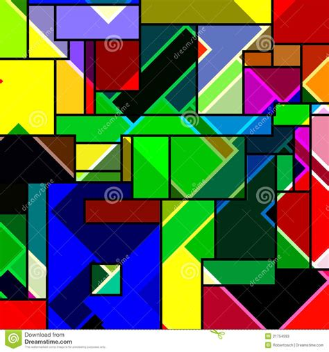 abstract rectangular pattern rectangular abstract pattern stock photos image 21754593