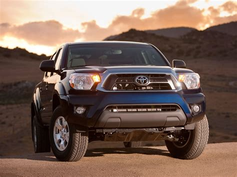 2015 Toyota Tacoma Review 2015 Toyota Tacoma Review Carfax