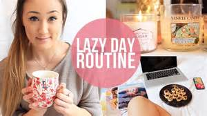 Lazy day tag amp routine laurdiy youtube