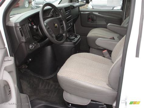 Chevy Express Interior by 2012 Chevrolet Express Ls 3500 Passenger Interior