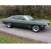 All About Muscle Car 1970 Torino The 50 Fastest Cars
