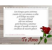 Poemas De Amor Cortos Para MI Novia